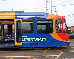 Supertram Electrical Upgrade